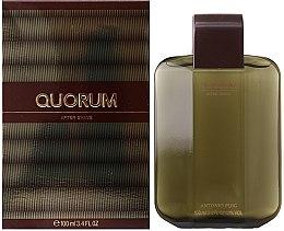 Parfüm, Parfüméria, kozmetikum Antonio Puig Quorum - Borotválkozás utáni arcvíz