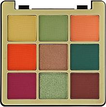 Parfüm, Parfüméria, kozmetikum Szemhéjfesték paletta - Anastasia Beverly Hills Norvina Pro Pigment Mini №2