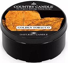 Parfüm, Parfüméria, kozmetikum Teamécses - Country Candle Golden Tobacco