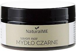 Parfüm, Parfüméria, kozmetikum Természetes fekete szappan - NaturalME Black Soap Savon Noir