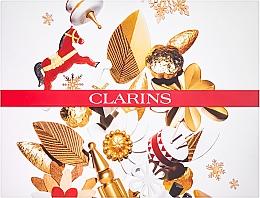 Parfüm, Parfüméria, kozmetikum Szett - Clarins Multi-Active Collection (day/cream/50ml + night/cream/15ml+balm/15ml+bag)