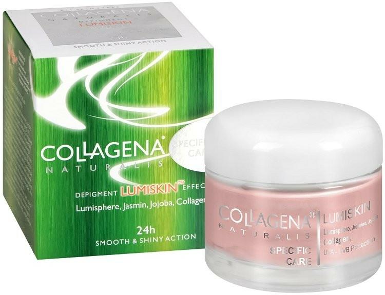 ŰIntenzív krém hiperpigmentációra - Collagena Naturalis Depigment Lumiskin Effect Specific Care