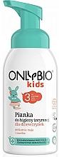 Parfüm, Parfüméria, kozmetikum Intim higiéniai hab kislányoknak - Only Bio Kids