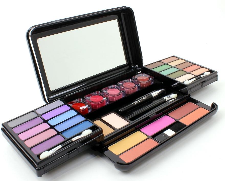 Smink készlet - Makeup Trading Schmink Set 51 Teile Exclusive Complete Makeup Palette