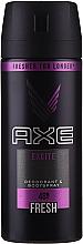 Parfüm, Parfüméria, kozmetikum Izzadásgátló dezodor férfiaknak - Axe Deodorant Bodyspray Dry Excite