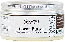 Parfüm, Parfüméria, kozmetikum Finomítatlan kakaóvaj - Natur Planet Cocoa Butter