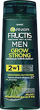 Parfüm, Parfüméria, kozmetikum 3 az 1-ben sampon citrommal - Garnier Fructis Men Grow Strong