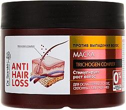 Parfüm, Parfüméria, kozmetikum Maszk gyenge hajra - Dr. Sante Anti Hair Loss Mask
