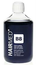 Parfüm, Parfüméria, kozmetikum Sárga tónus elleni sampon - Hairmed B8 Eudermic Shampoo For White Hair