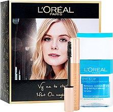 Parfüm, Parfüméria, kozmetikum Szett - L'Oreal Paris (mascara/6.4ml + remover/125ml)