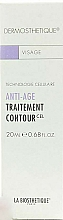 Parfüm, Parfüméria, kozmetikum Sejtaktív intenzív ápolás szemkörnyékre - La Biosthetique Dermosthetique Anti-Age Traitement Contour Salon Size