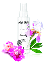 """Parfüm, Parfüméria, kozmetikum Parfümös testpermet """"Bazsarózsa és írisz"""" - Allverne Nature's Essences Body Mist"""