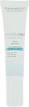 Parfüm, Parfüméria, kozmetikum Szemkörnyékápoló krém - Dermedic Hydrain 3 Hialuro Eye Cream