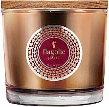 """Parfüm, Parfüméria, kozmetikum Illatgyertya pohárban """"Jégbor"""" - Flagolie Fragranced Candle Ice Wine"""