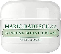 Parfüm, Parfüméria, kozmetikum Hidratáló arckrém - Mario Badescu Ginseng Moist Cream