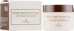 Parfüm, Parfüméria, kozmetikum Öregedésgátló csigakrém - The Skin House Wrinkle Snail System Cream