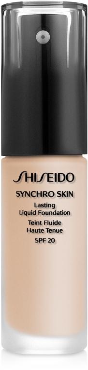 Alapozó - Shiseido Synchro Skin Lasting Liquid Foundation