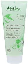 Parfüm, Parfüméria, kozmetikum Tusfürdő krém-gél - Melvita Shower Almond & Lime Tree Honey
