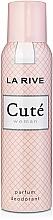Parfüm, Parfüméria, kozmetikum La Rive Cute Woman - Dezodor