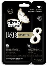 """Parfüm, Parfüméria, kozmetikum Szemkörüli boto-maszk """"Az életkorral összefüggő változások 8 jele ellen """" - Dizao"""
