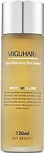 Parfüm, Parfüméria, kozmetikum Világosító esszencia arcra - Miguhara Ultra Whitening First Essence