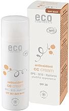 Parfüm, Parfüméria, kozmetikum CC-krém - Eco Cosmetics Tinted CC Cream SPF30