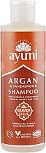 """Parfüm, Parfüméria, kozmetikum Sampon """"Argán és szantálfa"""" - Ayumi Argan & Sandalwood Shampoo"""