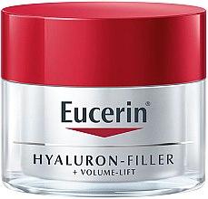 Parfüm, Parfüméria, kozmetikum Nappali krém normál és kombinált bőrre - Eucerin Hyaluron-Filler+Volume-Lift Day Cream SPF15