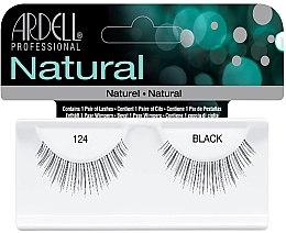 Parfüm, Parfüméria, kozmetikum Műszempilla - Ardell Natural Lashes 124 Black
