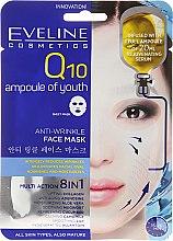 Parfüm, Parfüméria, kozmetikum Anti-age szövetmaszk - Eveline Cosmetics Q10 Face Mask