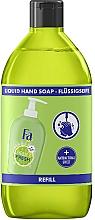 """Parfüm, Parfüméria, kozmetikum Folyékony szappan """"Tisztaság és frissesség. Lime és gyömbér"""" - Fa Hygiene & Freshness Ginger And Lime Liquid Soap (utántöltő)"""