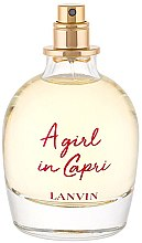 Parfüm, Parfüméria, kozmetikum Lanvin A Girl in Capri - Eau De Toilette (teszter kupak nélkül)