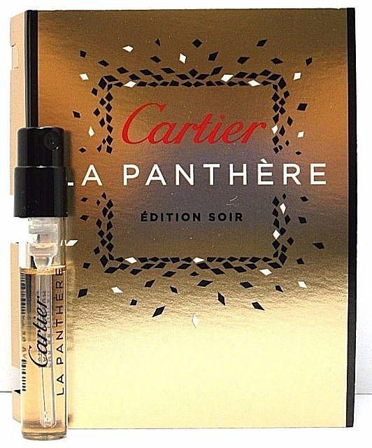 Cartier La Panthere Edition Soir - Eau De Parfum (minta)