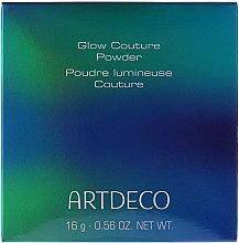 Parfüm, Parfüméria, kozmetikum Arcpúder - Artdeco Glow Couture Powder