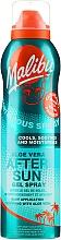Parfüm, Parfüméria, kozmetikum Napozás utáni testspray - Malibu Aloe Vera After Sun Gel Spray