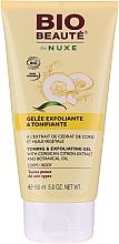 Parfüm, Parfüméria, kozmetikum Tnizáló és exfoliáló testápoló gél - Nuxe Bio Beaute Toning And Exfoliating Body Gel