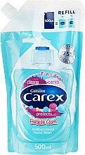 Parfüm, Parfüméria, kozmetikum Antibakteriális folyékony szappan - Carex Bubble Gum Hand Wash (Refill)