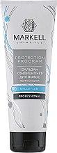 "Parfüm, Parfüméria, kozmetikum Balzsam-kondicionáló ""Hővédelem"" - Markell Cosmetics Protection Program"