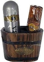 Parfüm, Parfüméria, kozmetikum Cuba Gold - Szett (ash/lot/100ml + deo/200ml)