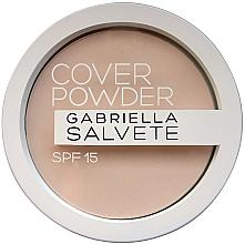 Parfüm, Parfüméria, kozmetikum Arcpúder - Gabriella Salvete Cover Powder SPF15