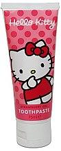 Parfüm, Parfüméria, kozmetikum Fogkrém gyerekekenek szamóca illattal - VitalCare Hello Kitty