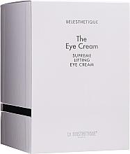Parfüm, Parfüméria, kozmetikum Krém-lifting szemre - La Biosthetique Belesthetique The Eye Cream