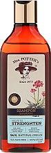 Parfüm, Parfüméria, kozmetikum Sampon - Mrs. Potter's Helps To Strenghten Shampoo