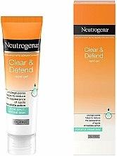 Parfüm, Parfüméria, kozmetikum Arctisztító gél - Neutrogena Clear & Defend Rapid Gel