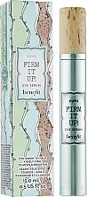 Parfüm, Parfüméria, kozmetikum Szemkörnyék szérum - Benefit Firm It Up! Eye Serum