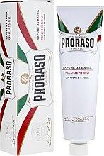 Parfüm, Parfüméria, kozmetikum Borotva szappan érzékeny bőrre - Proraso Shaving Soap For Sensitive Skin