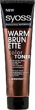Parfüm, Parfüméria, kozmetikum Hajszínező krém - Syoss Color Toner