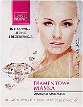 """Parfüm, Parfüméria, kozmetikum """"Gyémánt"""" arcmaszk - Czyste Piekno Diamond Face Mask"""