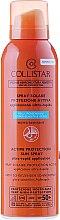 """Parfüm, Parfüméria, kozmetikum Napozó spray """"Aktív védelem"""" - Collistar Speciale Abbronzatura Active Protection Sun Spray"""