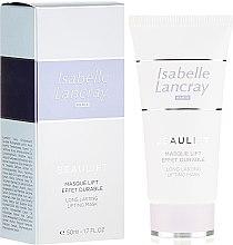 Parfüm, Parfüméria, kozmetikum Lifting ránctalanító maszk - Isabelle Lancray Beaulift Long Lasting Lifting Mask